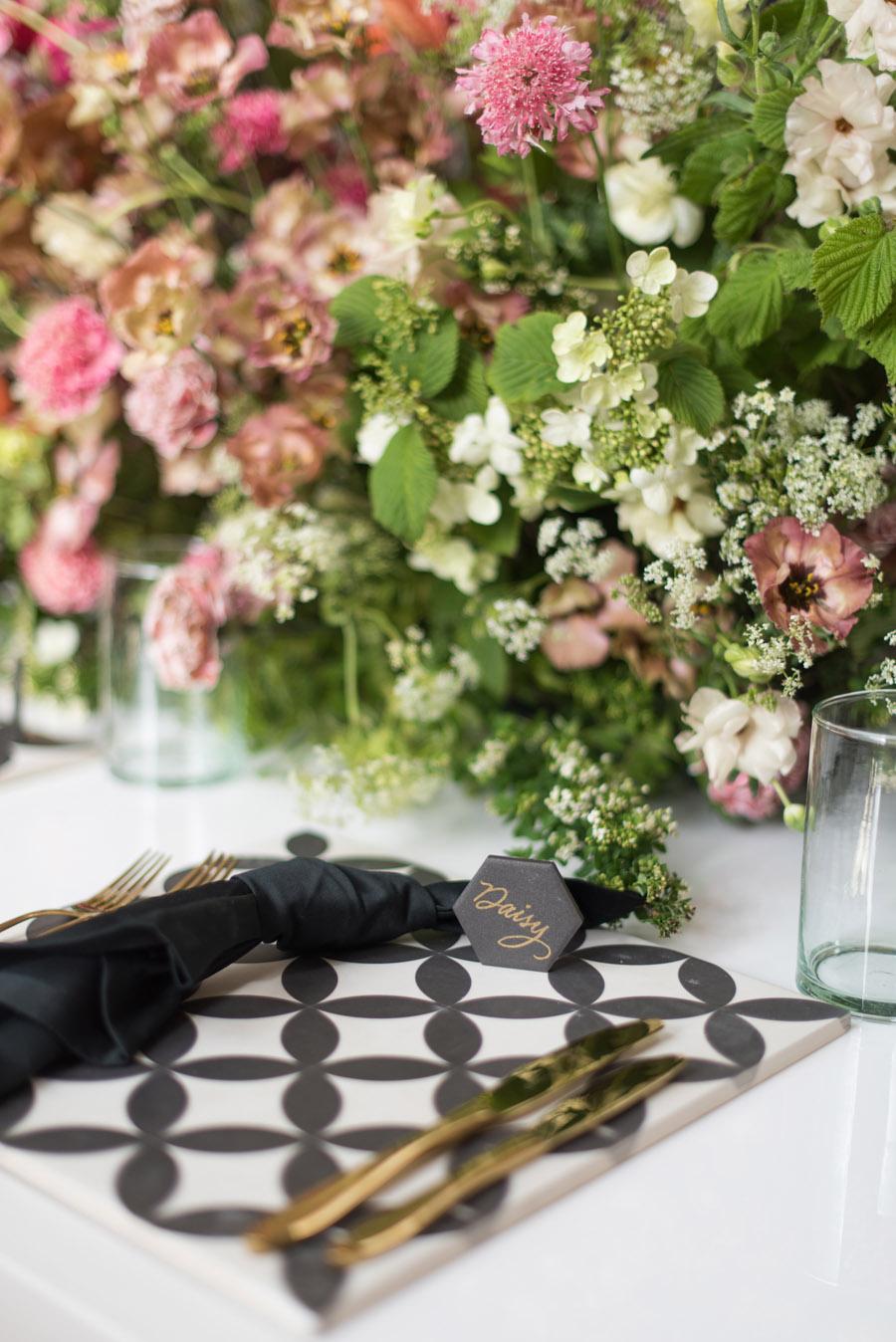 floral wedding ideas at Millbridge Court on English Wedding - photo credit Julie Michaelsen Photography (48)
