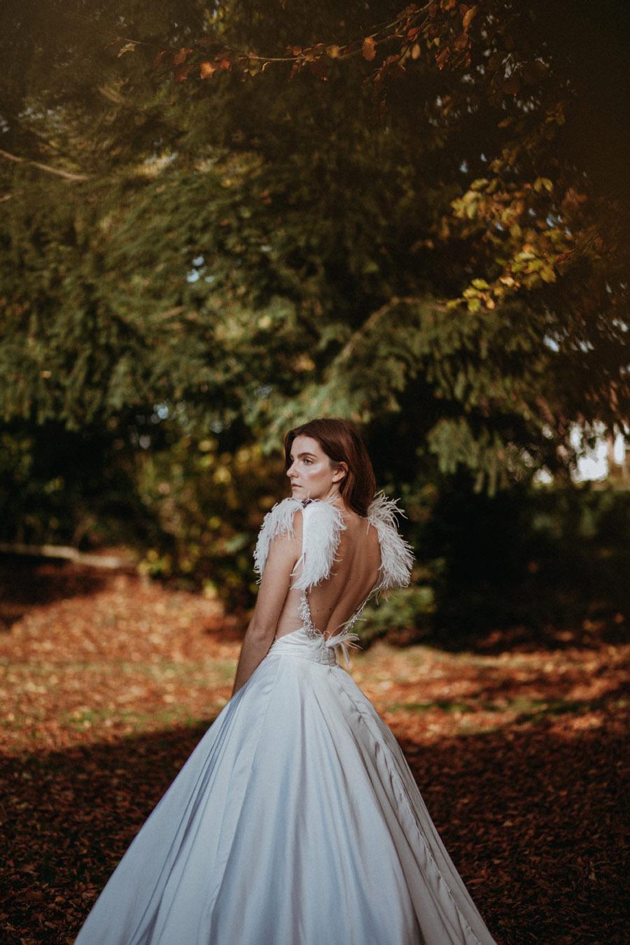Sanyukta Shrestha autumn daydream bridal collection 2020 (12)