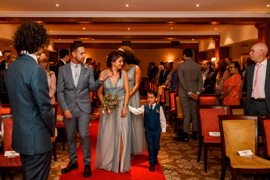 Ashdown Park Country Hotel wedding photography by Damion Mower (7)