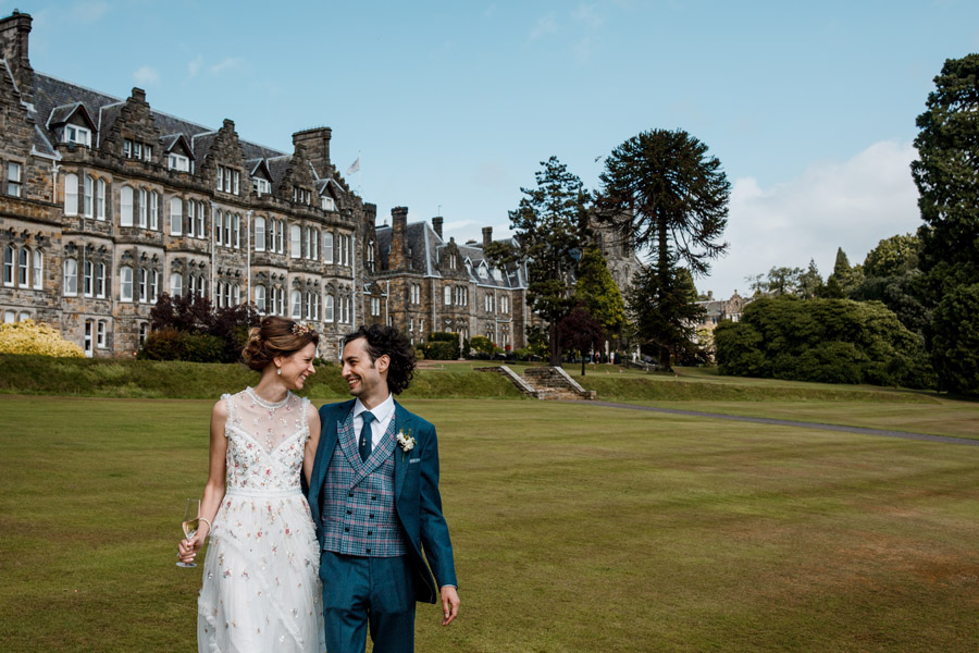 Ashdown Park Country Hotel wedding photography by Damion Mower (16)