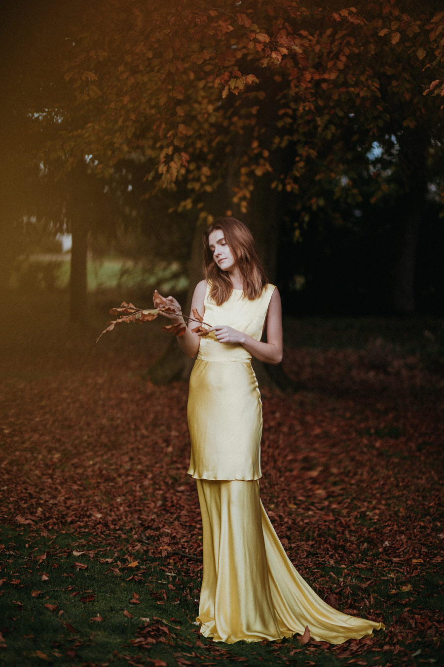 Sanyukta Shrestha autumn daydream bridal collection 2020 (23)