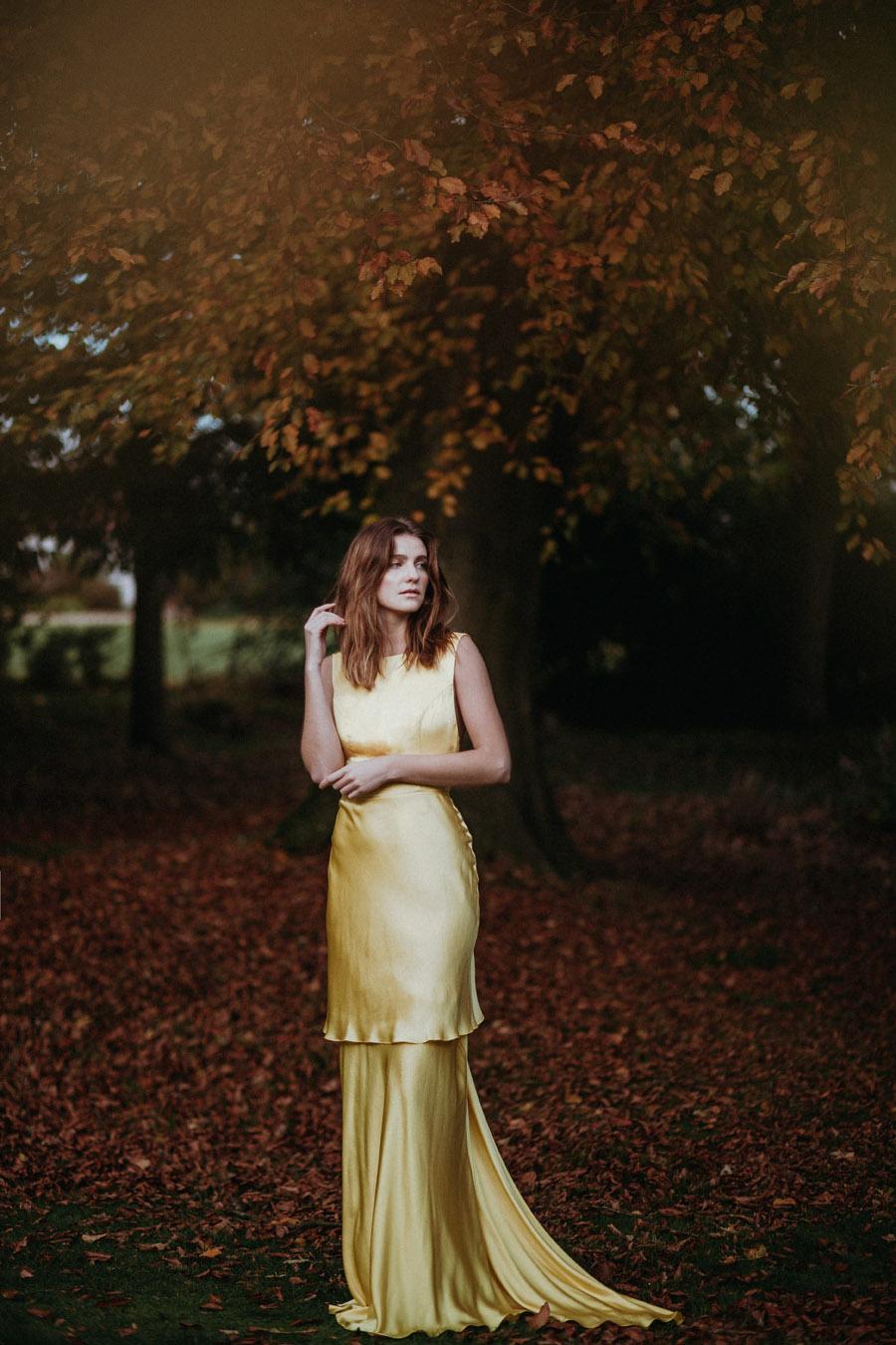 Sanyukta Shrestha autumn daydream bridal collection 2020 (26)