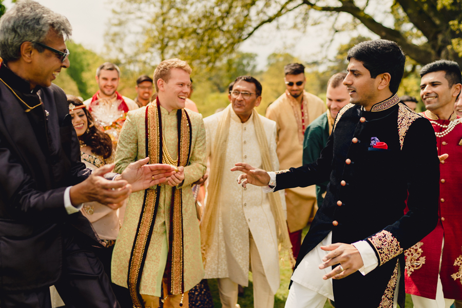 Priyal & Dan's fabulous English & Indian fusion wedding, with MIKI Studios at Braxted Park (16)