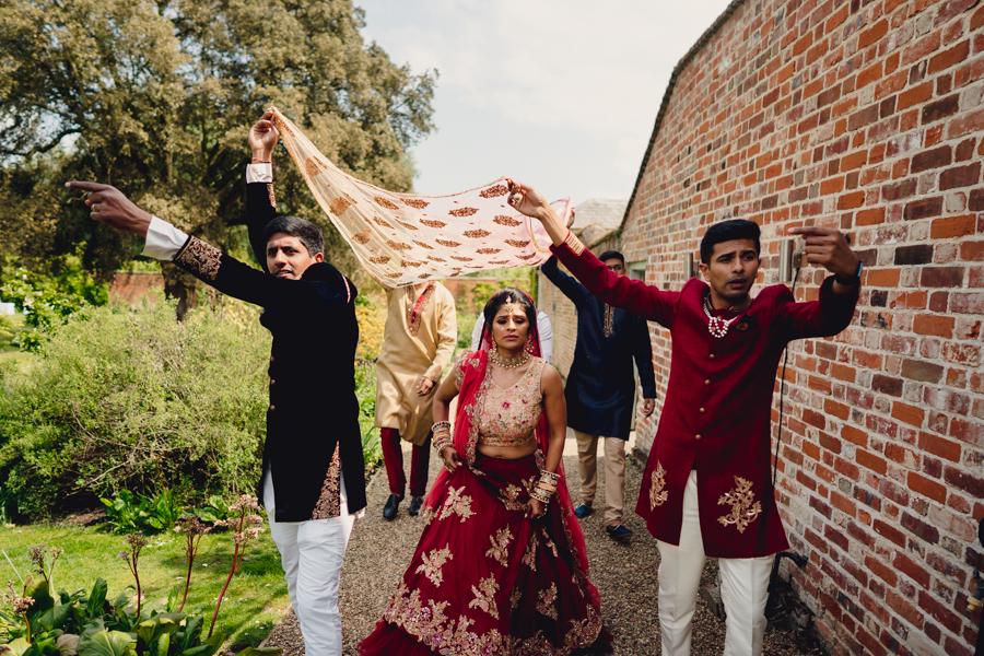Priyal & Dan's fabulous English & Indian fusion wedding, with MIKI Studios at Braxted Park (17)