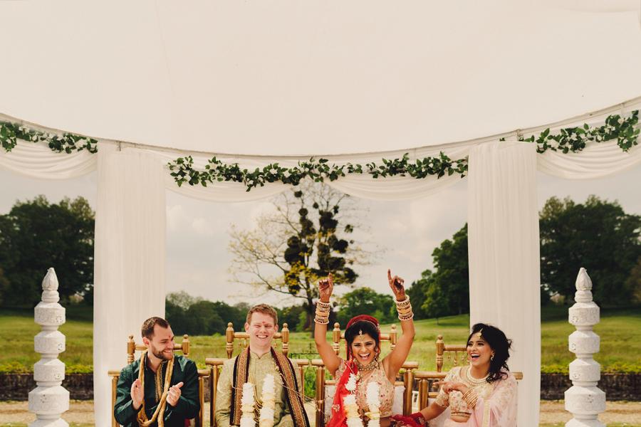 Priyal & Dan's fabulous English & Indian fusion wedding, with MIKI Studios at Braxted Park (26)