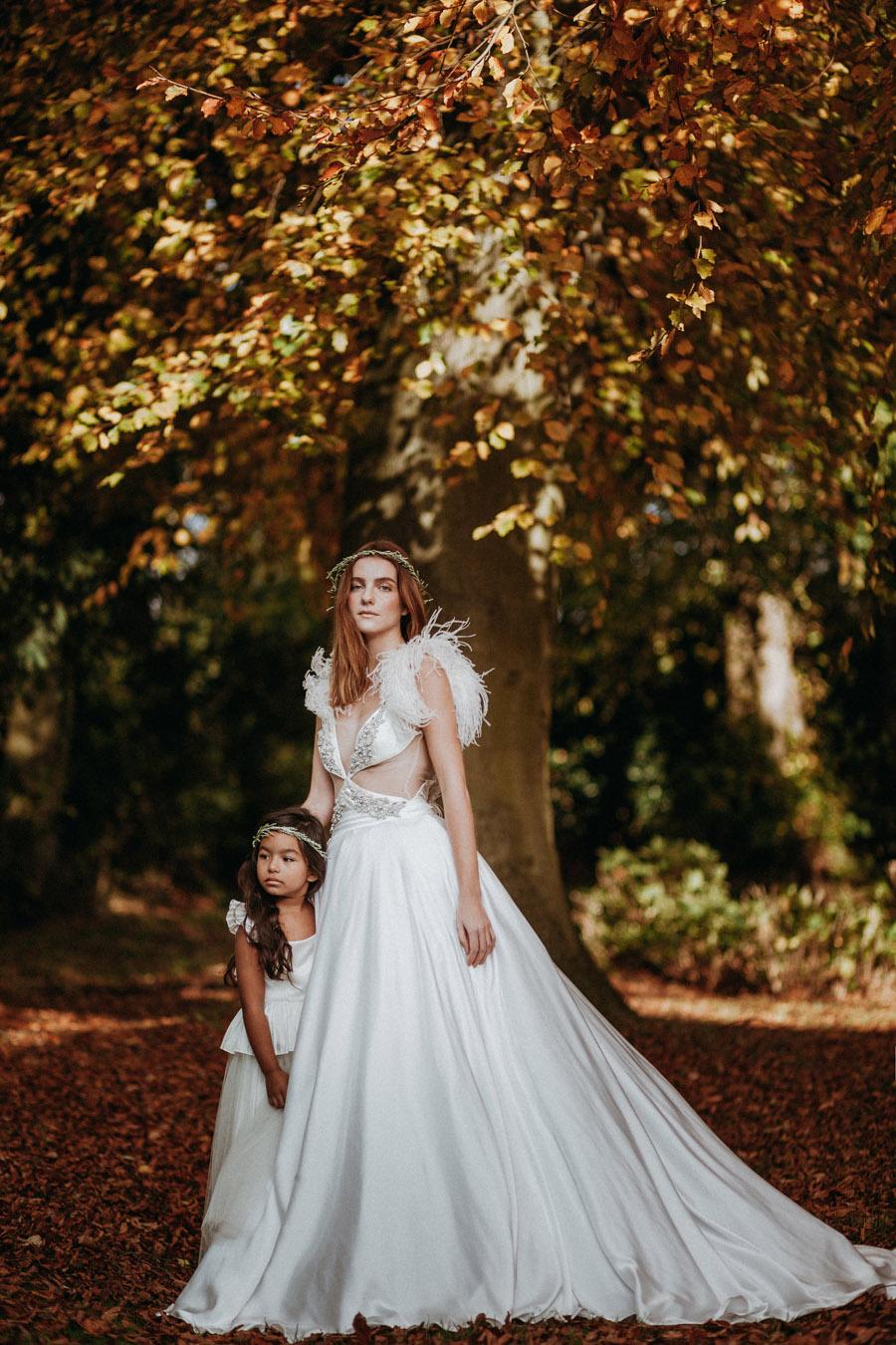 Sanyukta Shrestha autumn daydream bridal collection 2020 (27)