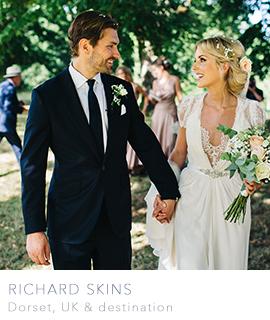 Richard Skins Photography Dorset UK destination weddings