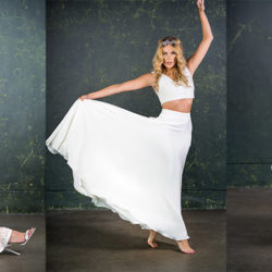 House of Ollichon's fourth dress-less bridal collection to feast your eyes on!