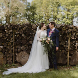 Terran & Katherine's vintage country wedding in Dorset, with Emma Gates Photography