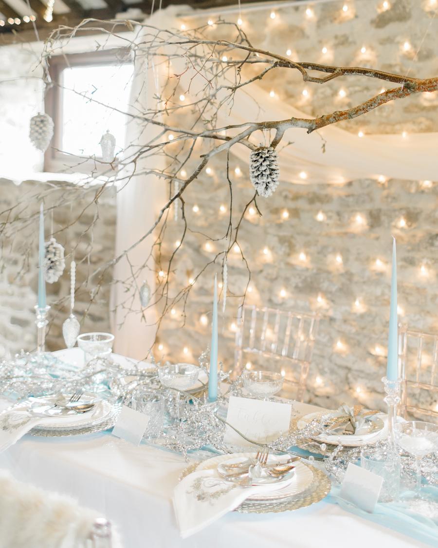 Winter Elegance Frozen wedding style on English-Wedding.com with Natalie Stevenson Photography (10)