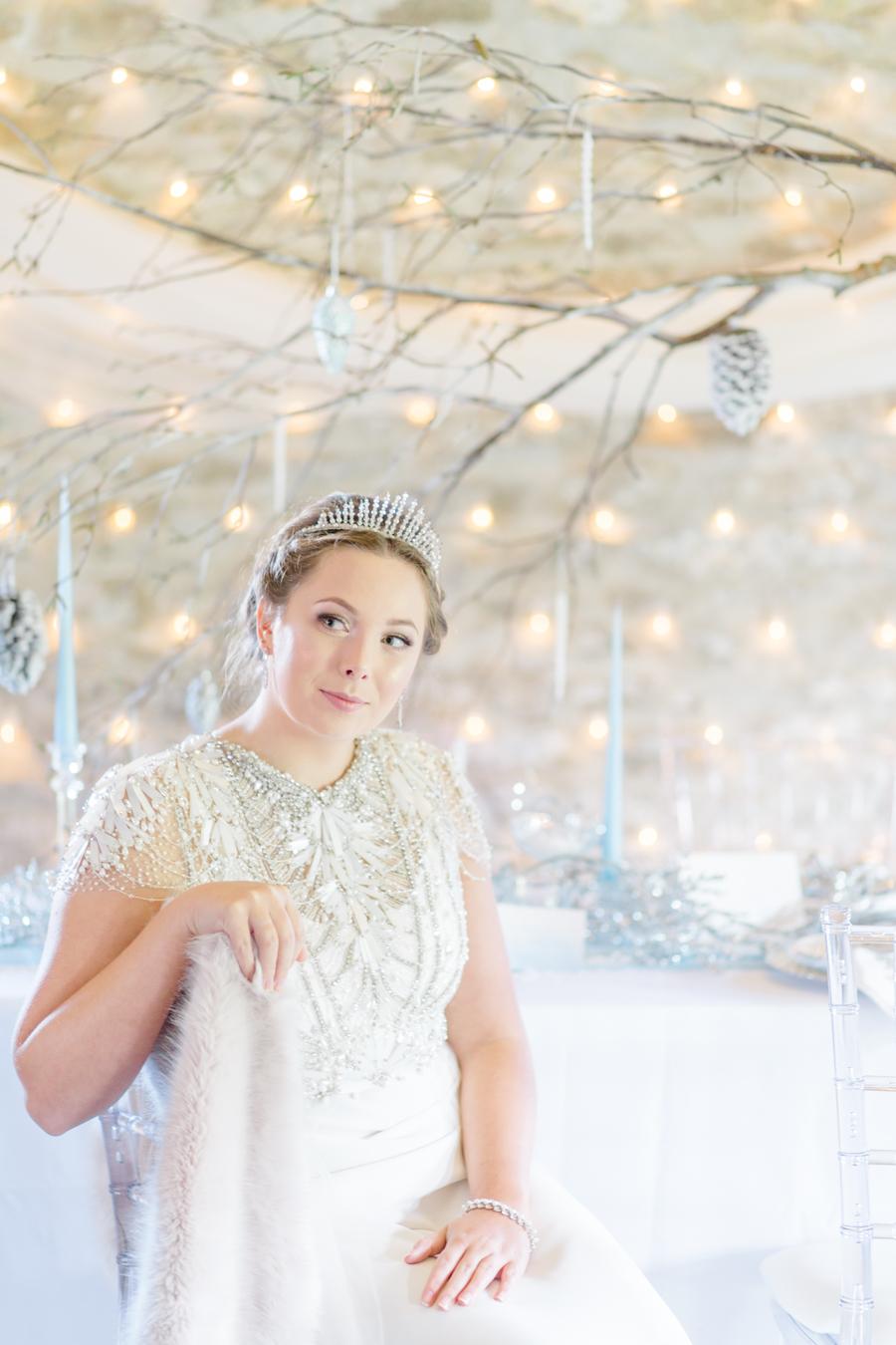 Winter Elegance Frozen wedding style on English-Wedding.com with Natalie Stevenson Photography (18)