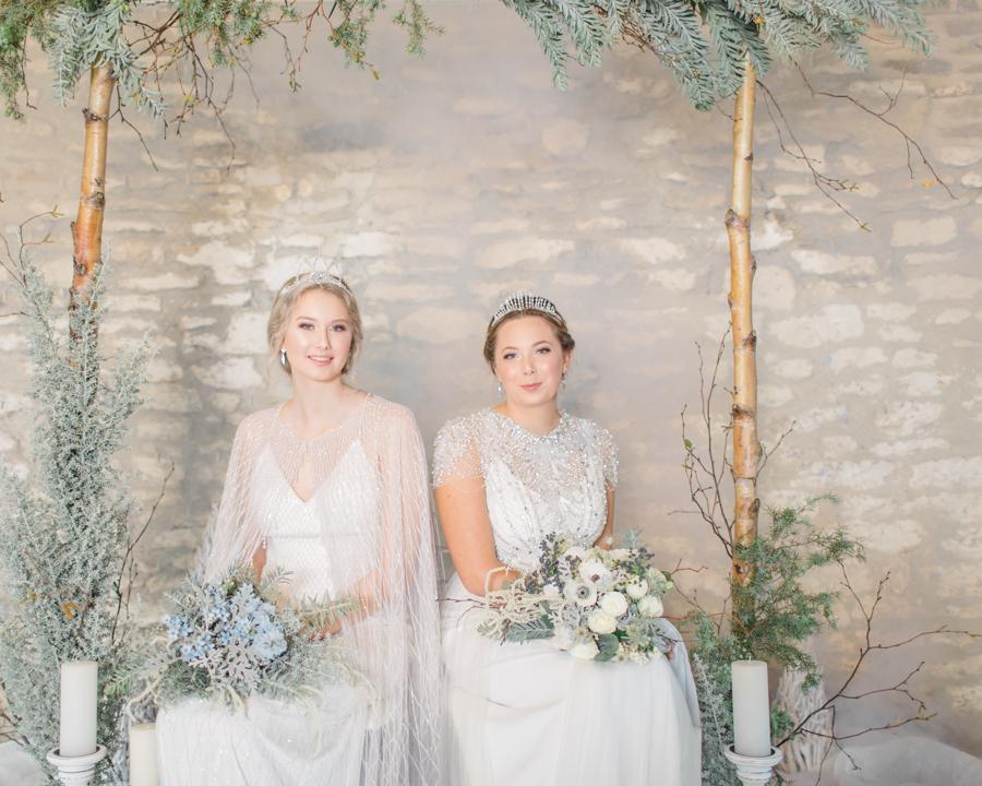 Winter Elegance Frozen wedding style on English-Wedding.com with Natalie Stevenson Photography (25)