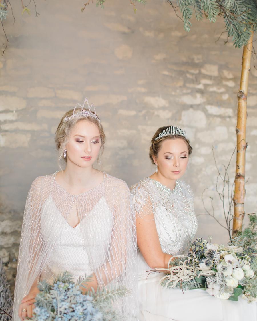 Winter Elegance Frozen wedding style on English-Wedding.com with Natalie Stevenson Photography (27)