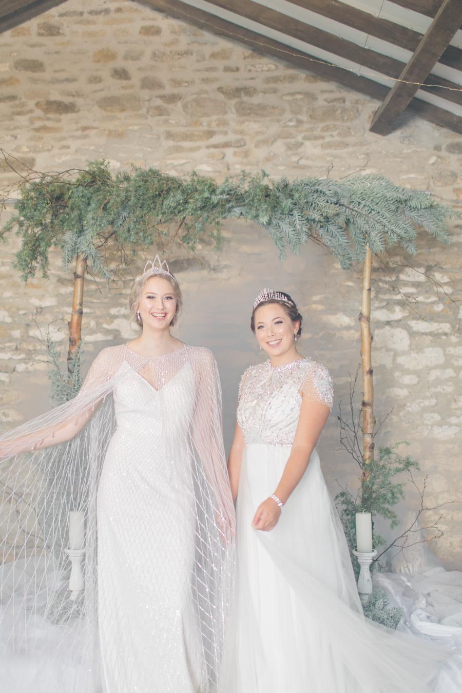 Winter Elegance Frozen wedding style on English-Wedding.com with Natalie Stevenson Photography (28)