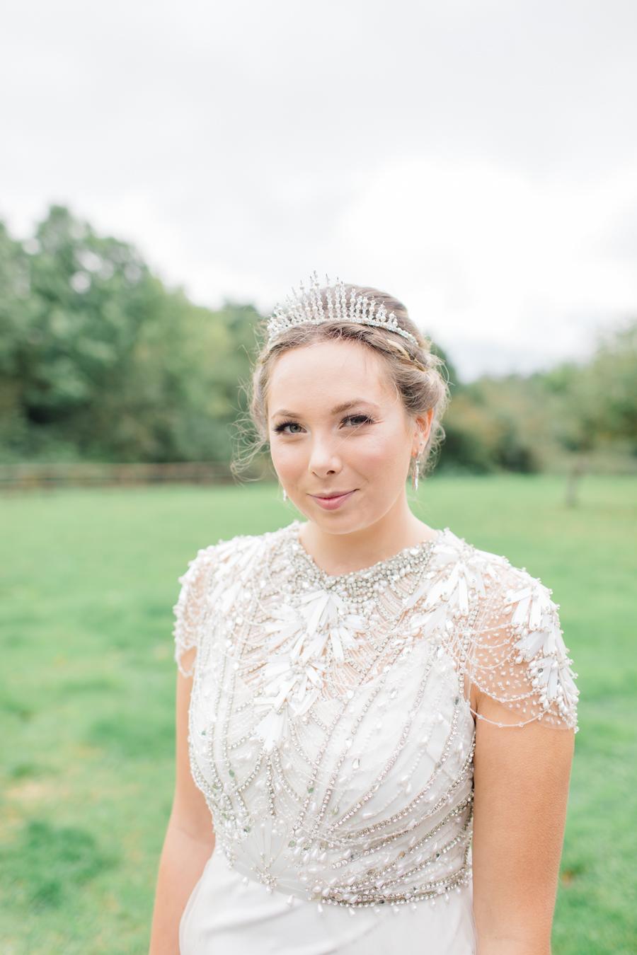 Winter Elegance Frozen wedding style on English-Wedding.com with Natalie Stevenson Photography (34)