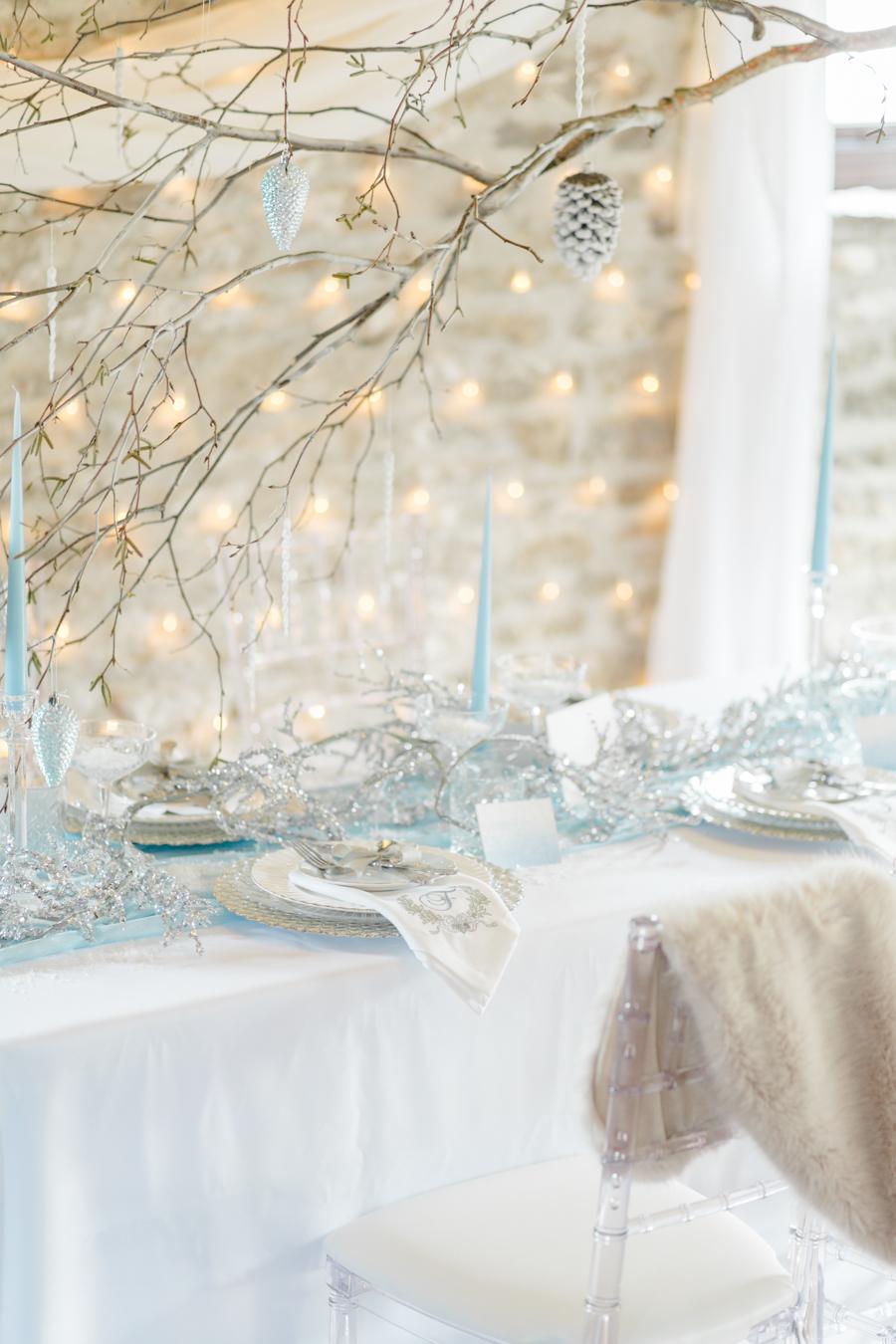 Winter Elegance Frozen wedding style on English-Wedding.com with Natalie Stevenson Photography (4)
