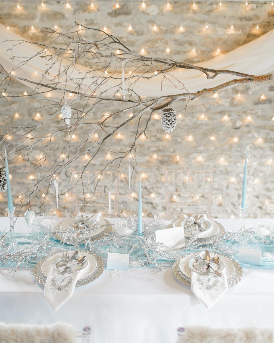 Winter Elegance Frozen wedding style on English-Wedding.com with Natalie Stevenson Photography (1)
