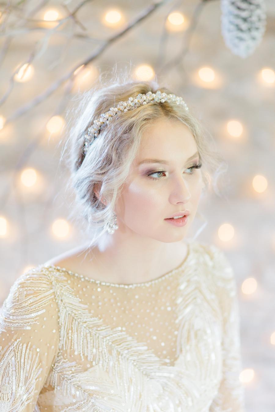 Winter Elegance Frozen wedding style on English-Wedding.com with Natalie Stevenson Photography (53)