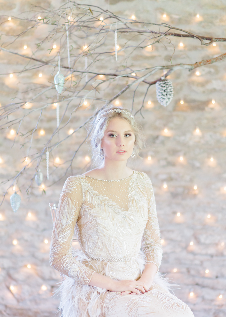 Winter Elegance Frozen wedding style on English-Wedding.com with Natalie Stevenson Photography (56)