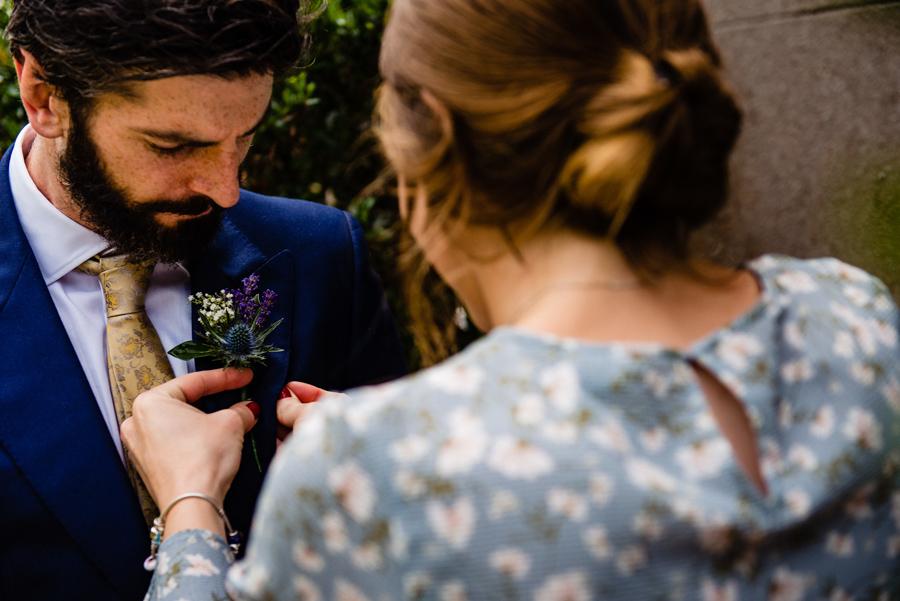 Nikki & Gareth's gloriously happy Pennard House wedding with Jonny Barratt Photography (14)