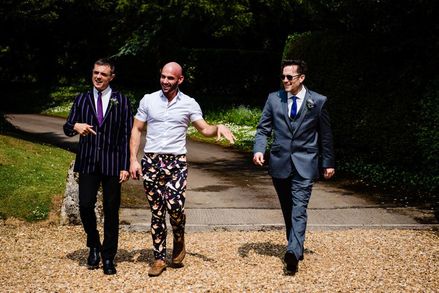 Nikki & Gareth's gloriously happy Pennard House wedding with Jonny Barratt Photography (18)