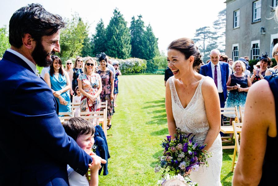 Nikki & Gareth's gloriously happy Pennard House wedding with Jonny Barratt Photography (21)