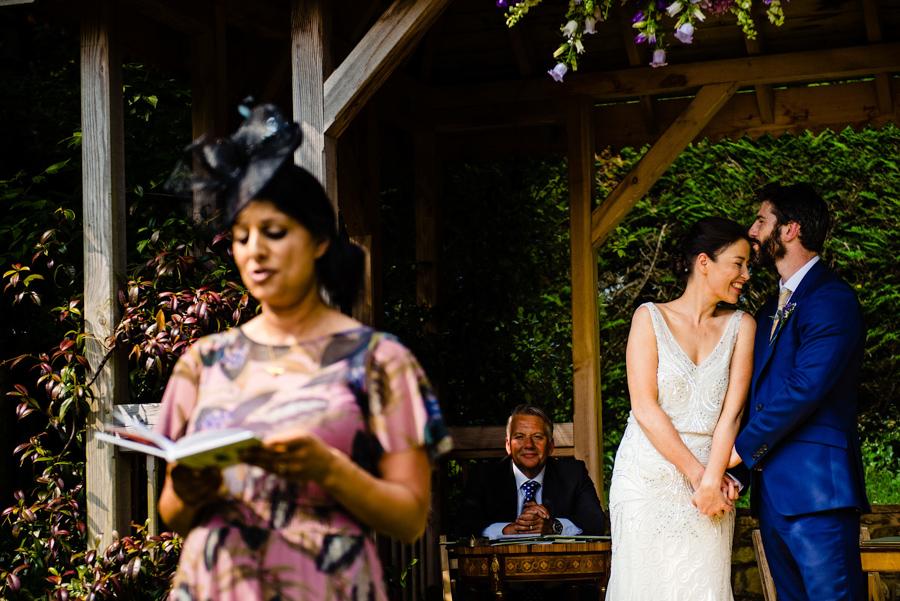 Nikki & Gareth's gloriously happy Pennard House wedding with Jonny Barratt Photography (23)