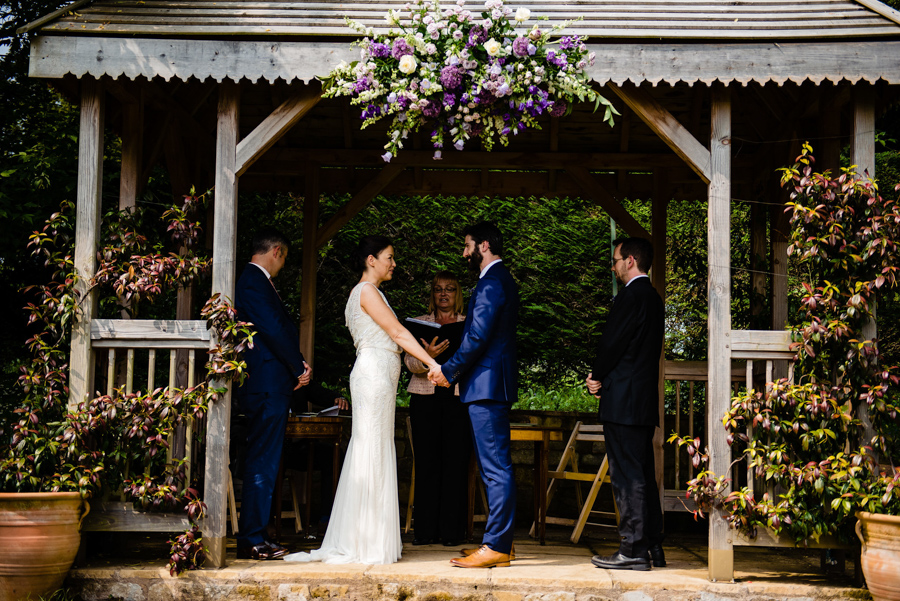 Nikki & Gareth's gloriously happy Pennard House wedding with Jonny Barratt Photography (24)