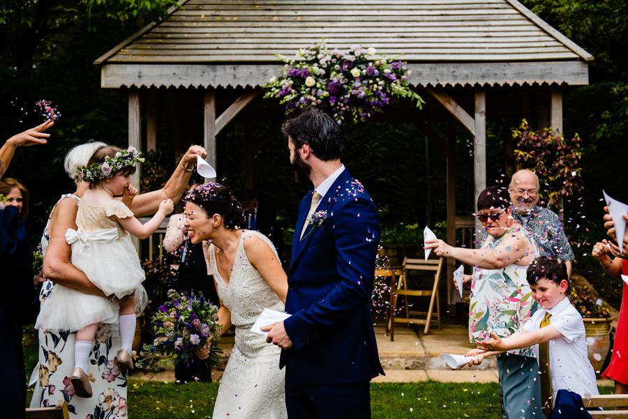 Nikki & Gareth's gloriously happy Pennard House wedding with Jonny Barratt Photography (26)