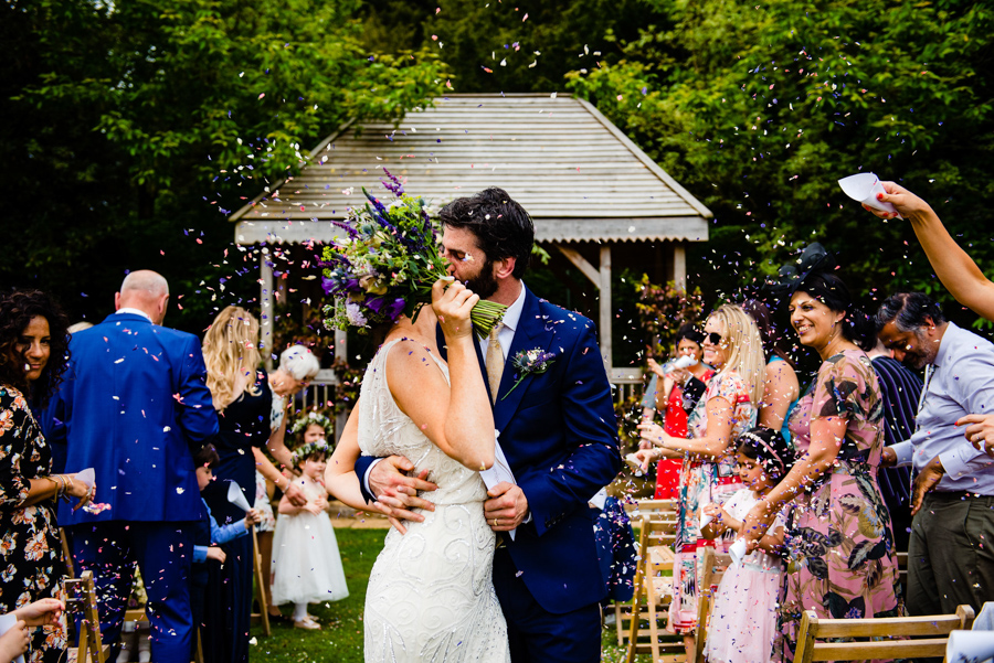 Nikki & Gareth's gloriously happy Pennard House wedding with Jonny Barratt Photography (27)