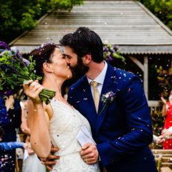 Rosemary and lavender for Nikki and Gareth's Pennard House wedding, with Jonny Barratt Photography