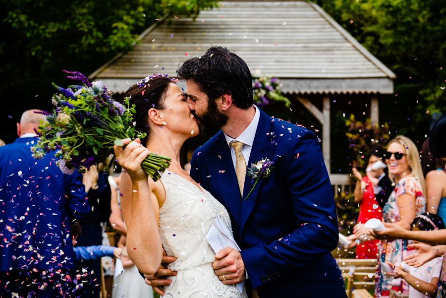 Nikki & Gareth's gloriously happy Pennard House wedding with Jonny Barratt Photography (28)