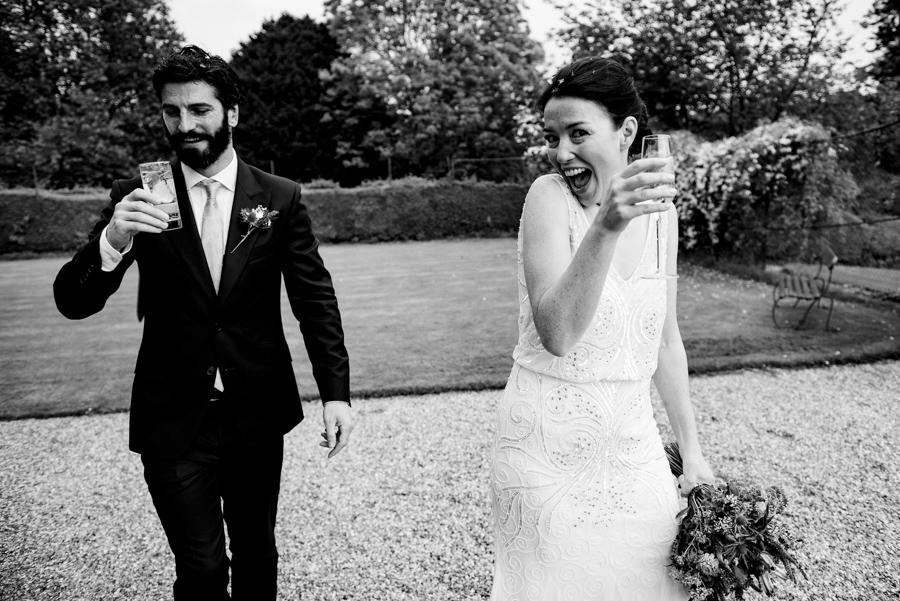 Nikki & Gareth's gloriously happy Pennard House wedding with Jonny Barratt Photography (30)