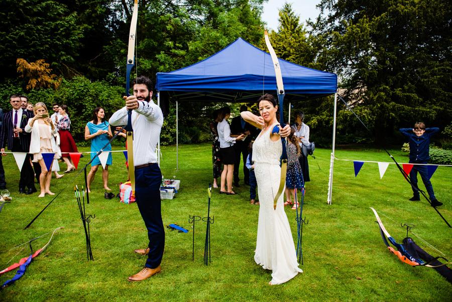 Nikki & Gareth's gloriously happy Pennard House wedding with Jonny Barratt Photography (34)