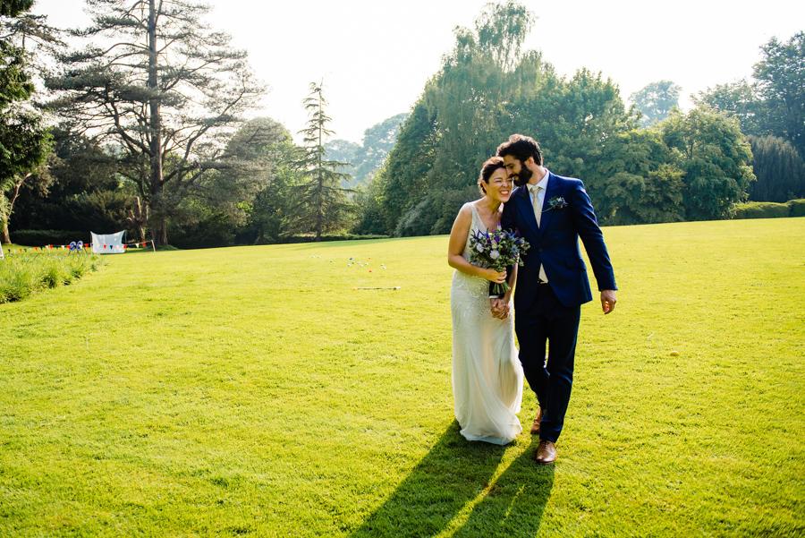 Nikki & Gareth's gloriously happy Pennard House wedding with Jonny Barratt Photography (38)