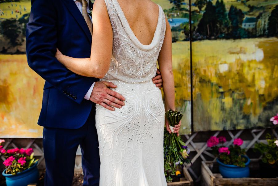 Nikki & Gareth's gloriously happy Pennard House wedding with Jonny Barratt Photography (45)