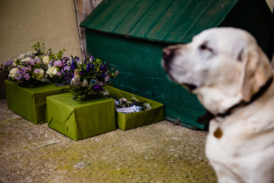 Nikki & Gareth's gloriously happy Pennard House wedding with Jonny Barratt Photography (5)