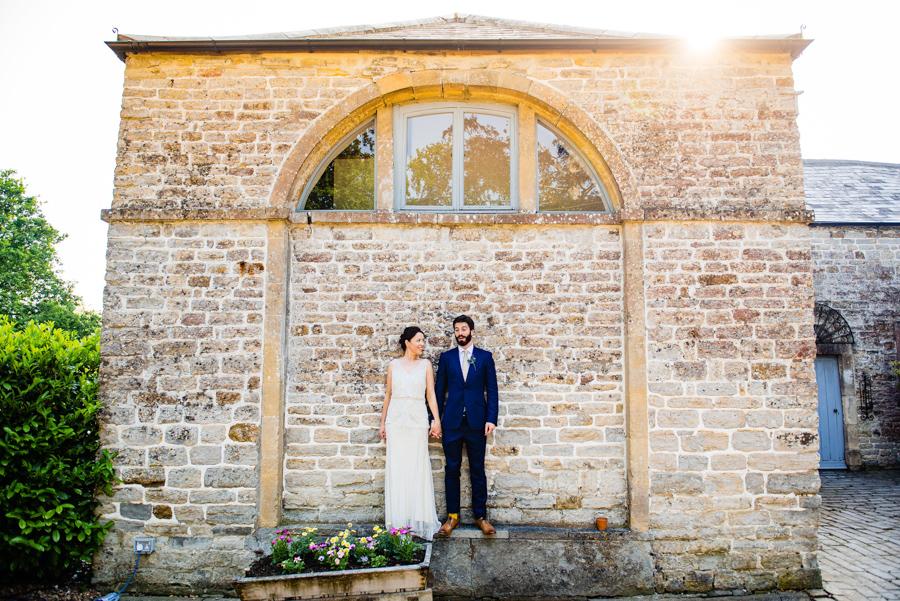 Nikki & Gareth's gloriously happy Pennard House wedding with Jonny Barratt Photography (51)