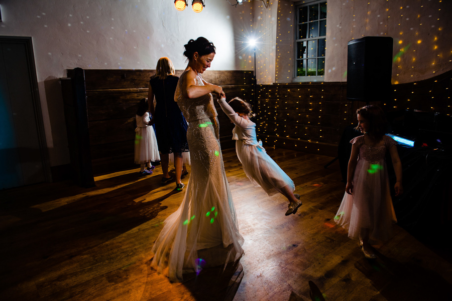 Nikki & Gareth's gloriously happy Pennard House wedding with Jonny Barratt Photography (54)