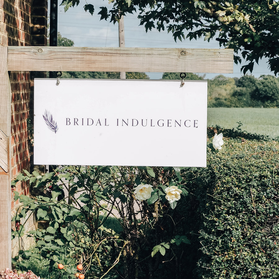 Outside Bridal Indulgence - Photo by Lauren Barber