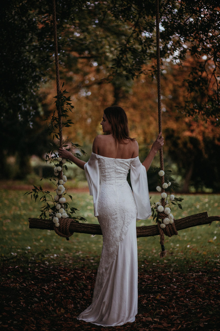 Sanyukta Shrestha autumn daydream bridal collection 2020 (41)