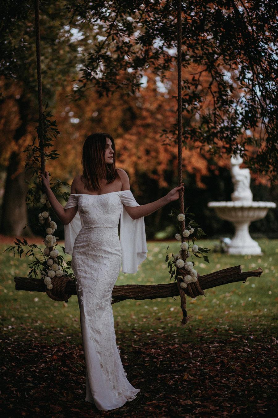 Sanyukta Shrestha autumn daydream bridal collection 2020 (42)
