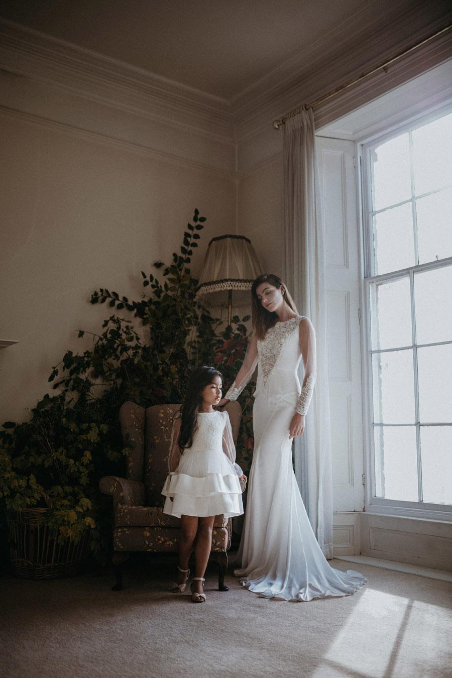 Sanyukta Shrestha autumn daydream bridal collection 2020 (45)