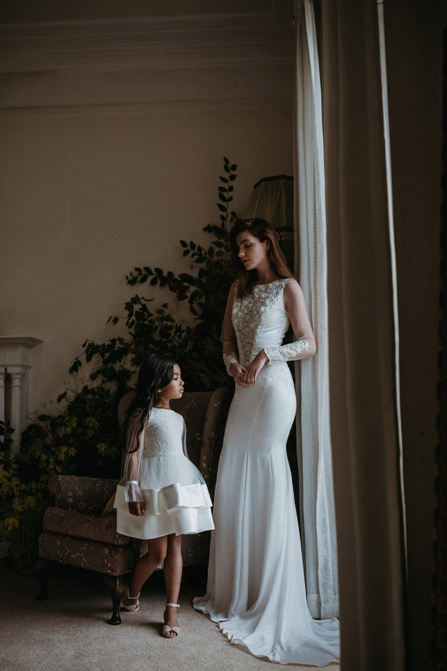 Sanyukta Shrestha autumn daydream bridal collection 2020 (46)