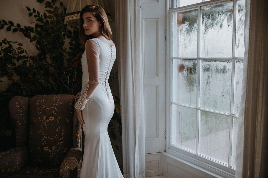 Sanyukta Shrestha autumn daydream bridal collection 2020 (51)