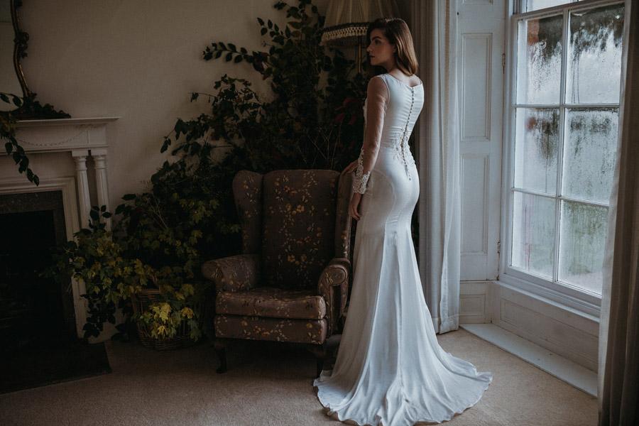 Sanyukta Shrestha autumn daydream bridal collection 2020 (52)