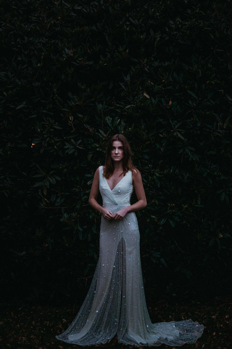 Sanyukta Shrestha autumn daydream bridal collection 2020 (61)