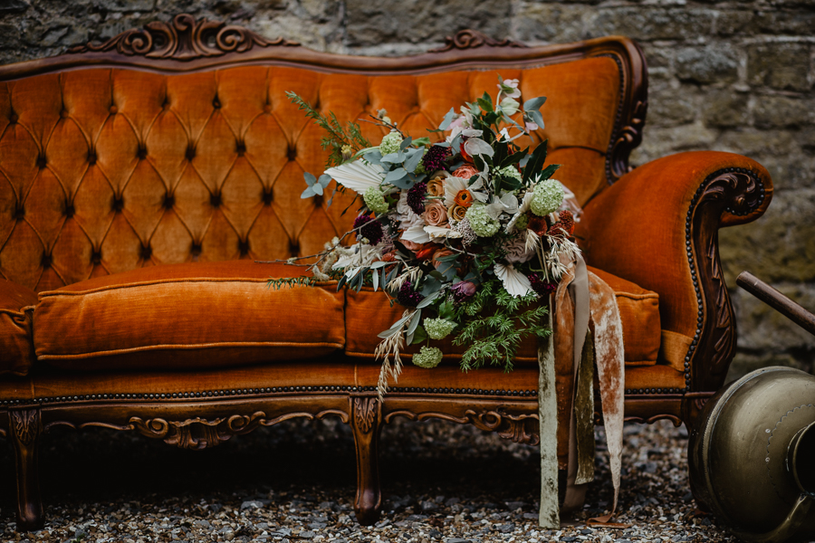 The Toast and Olivejoy Photography's breathtaking wedding styling blog from Bignor House (3)