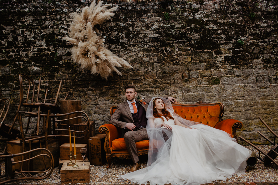 The Toast and Olivejoy Photography's breathtaking wedding styling blog from Bignor House (20)
