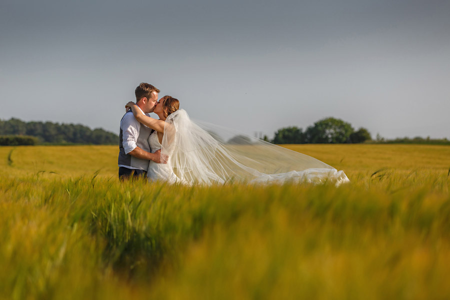 A beautiful marquee wedding photographed by Chris Taylor